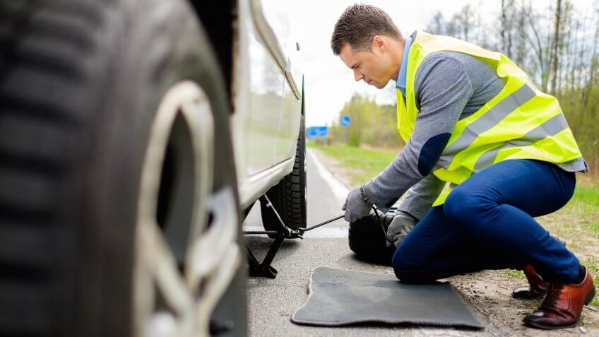 Consider Roadside Assistance Coverage