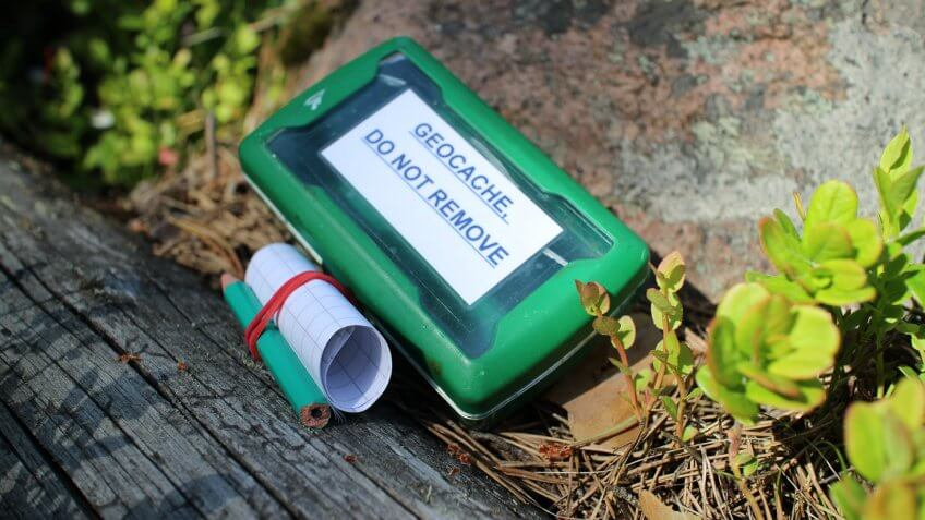 Go Geocaching