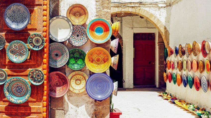 Souks of Morocco Shopping Tour
