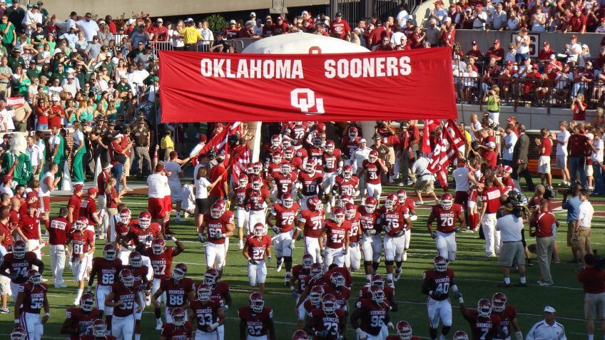 Oklahoma-Sooners