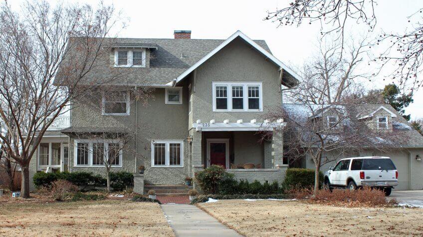 Wichita-Kansas-House