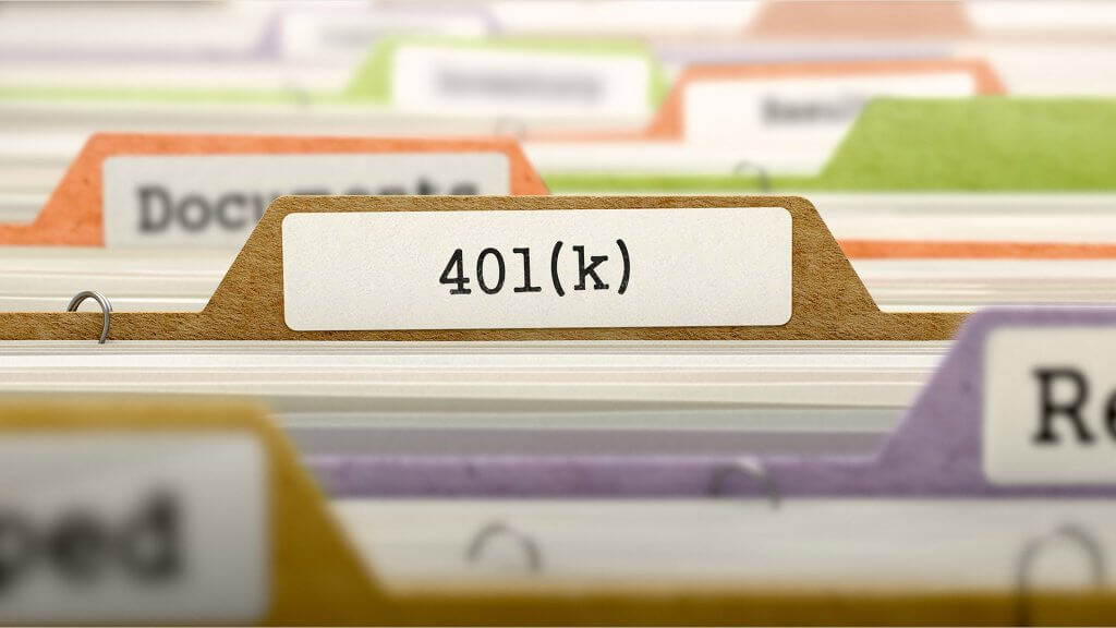 401k folder