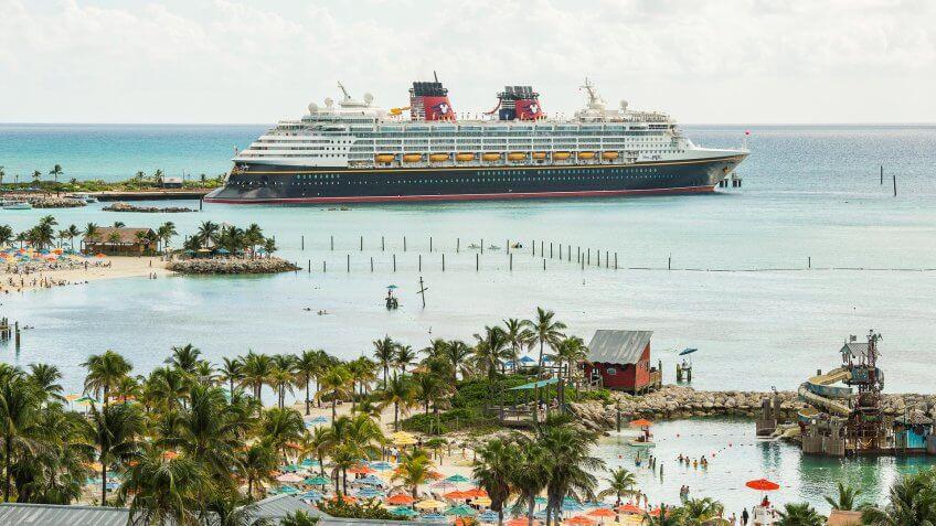 Disney Magic in the Southern Caribbean