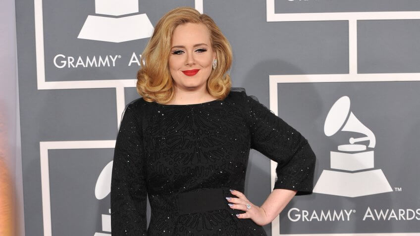 The Net Worths of the 2017 Grammy Winning Artists, From Adele to Beyoncé