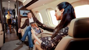 An Inside Look at 11 Luxurious Private Jets for Sale or Charter