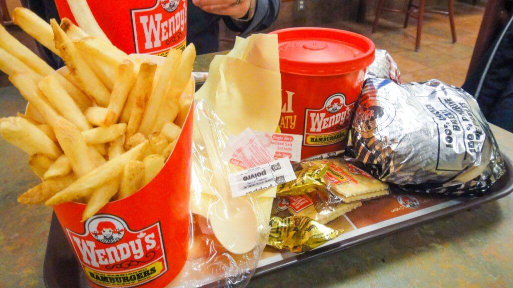 Fast Food Restaurants With Dollar Menus
