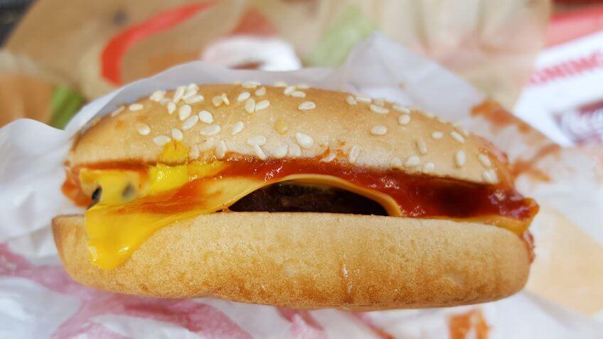 Burger King, White Castle* fast food, eateries, restaurants