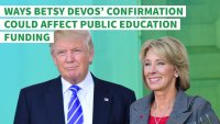 3 Ways Betsy DeVos' Confirmation Could Affect Public Education Funding