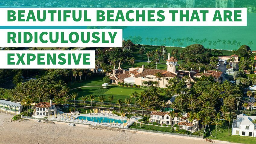 Beautiful Beaches That Are Ridiculously Expensive