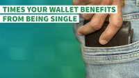8 Times When Your Wallet Benefits From Being Single