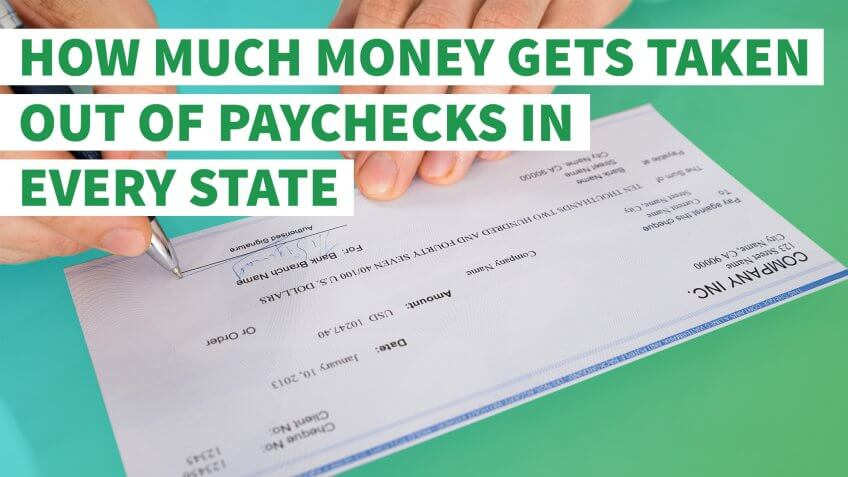 taxes can take a major bite out of your hard earned money when payday comes especially if you live in a state where tax withholdings go beyond the usual