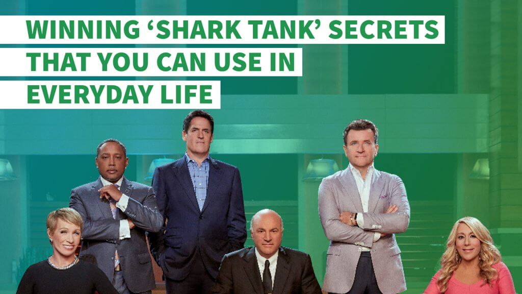Real Deal Auto Sales >> Winning 'Shark Tank' Secrets That You Can Use in Everyday Life | GOBankingRates