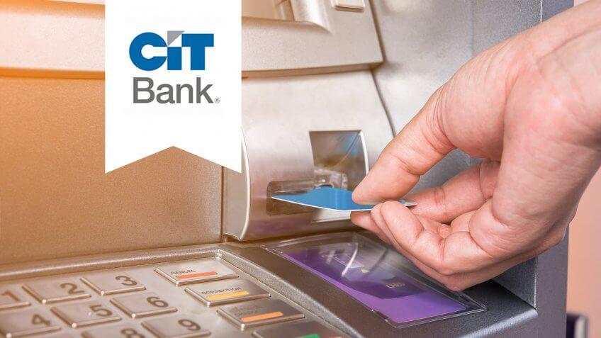CIT Bank High Yield Savings