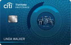 Citi ThankYou Preferred Card: $15,000 Bonus Points