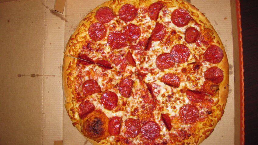 Little Caesar's, fast food, eateries, restaurants
