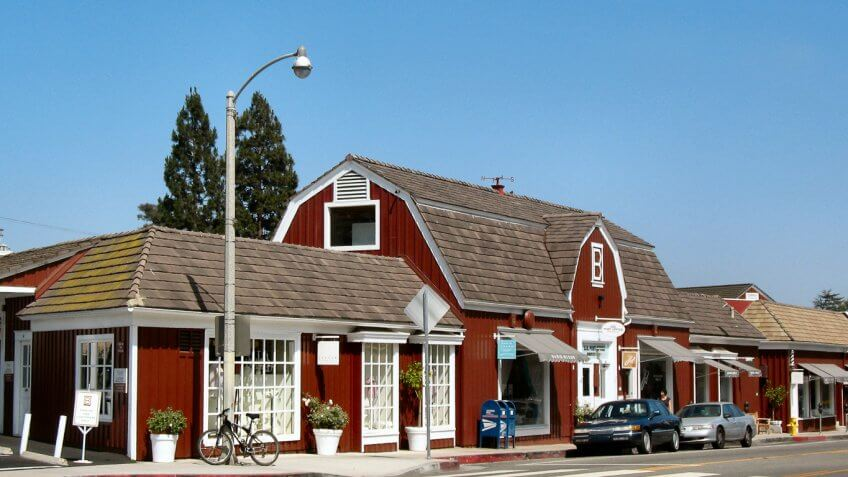 brentwood country mart santa monica los angeles