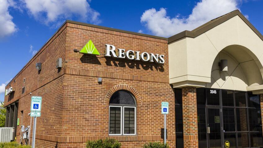 Regions Bank LifeGreen Savings