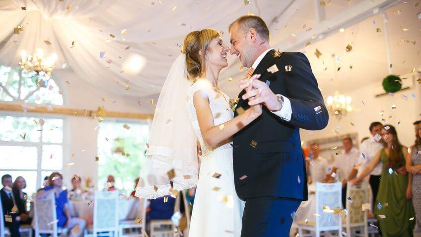 Reenact Your First Wedding Dance