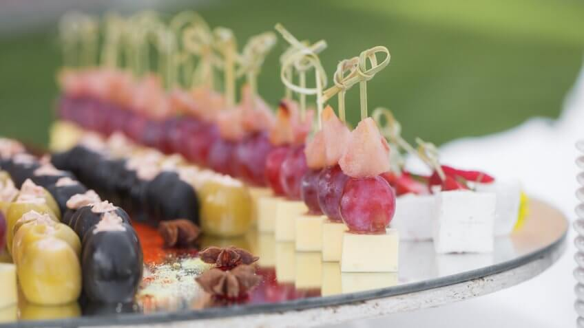 finger food appetizers
