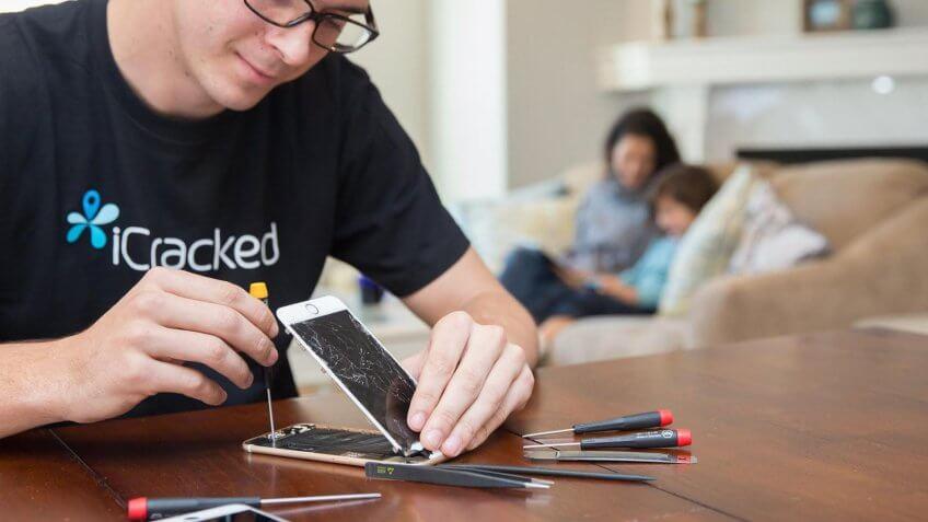 iCracked Lifetime Warranty