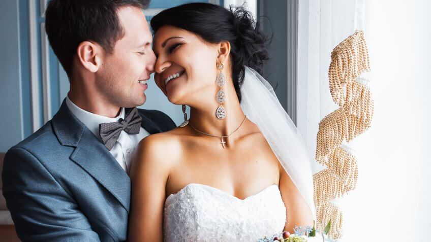 How Much Does A Typical Wedding Cost
