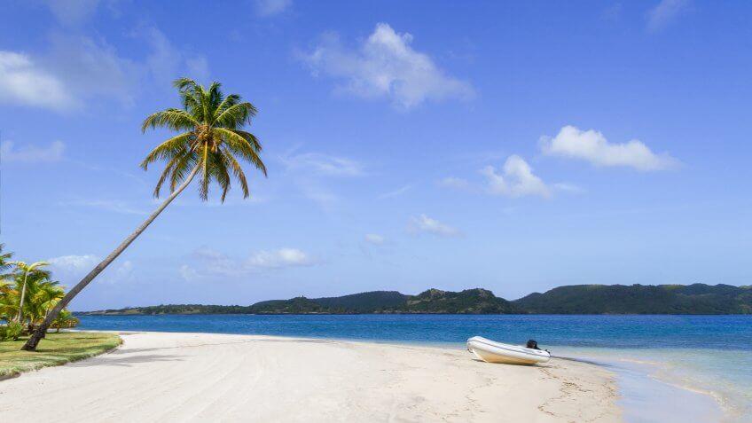 Calivigny Island, Grenada, West Indies