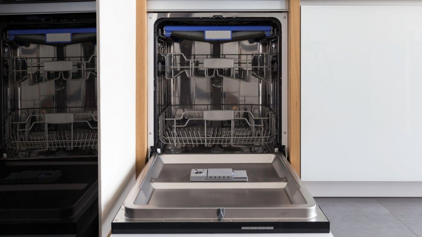 new-dishwasher