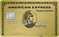 Premier Rewards Gold Card from American Express: 25,000 Bonus Points