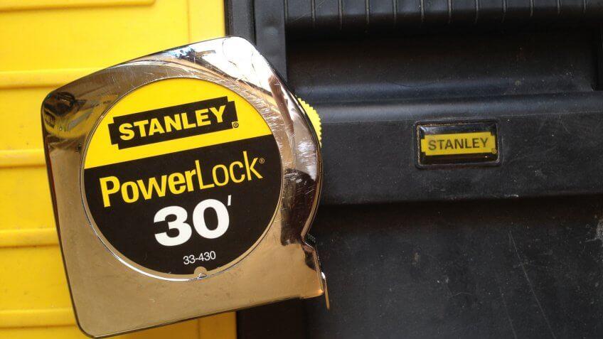 Stanley Lifetime Warranty