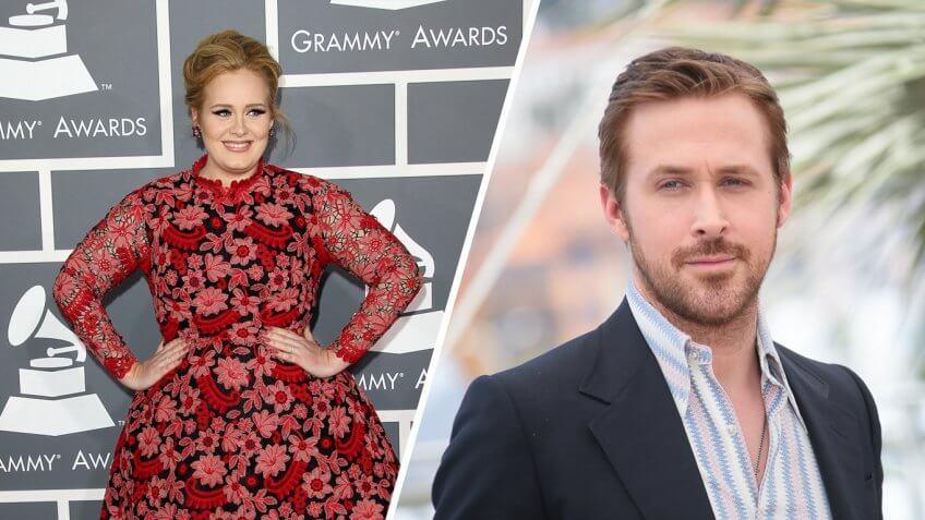 Adele vs. Ryan Gosling