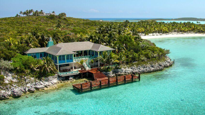 Mush Cay, Bahamas