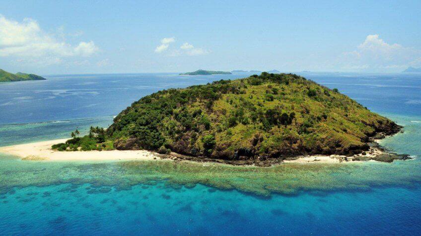 Yadua Island, Fiji