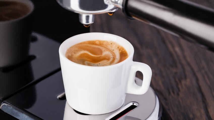 Coffee or Instant Espresso