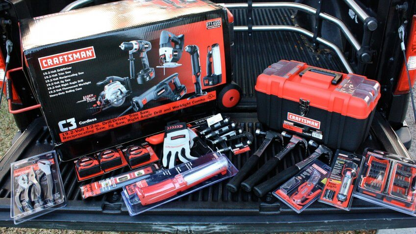 Craftsman Lifetime Warranty