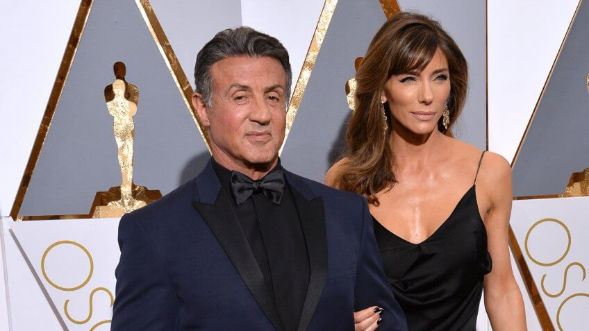 And the Honorary Award Goes to … Sylvester Stallone