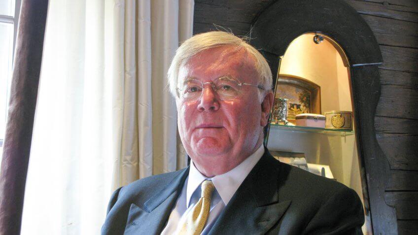 Patrick J. McGovern