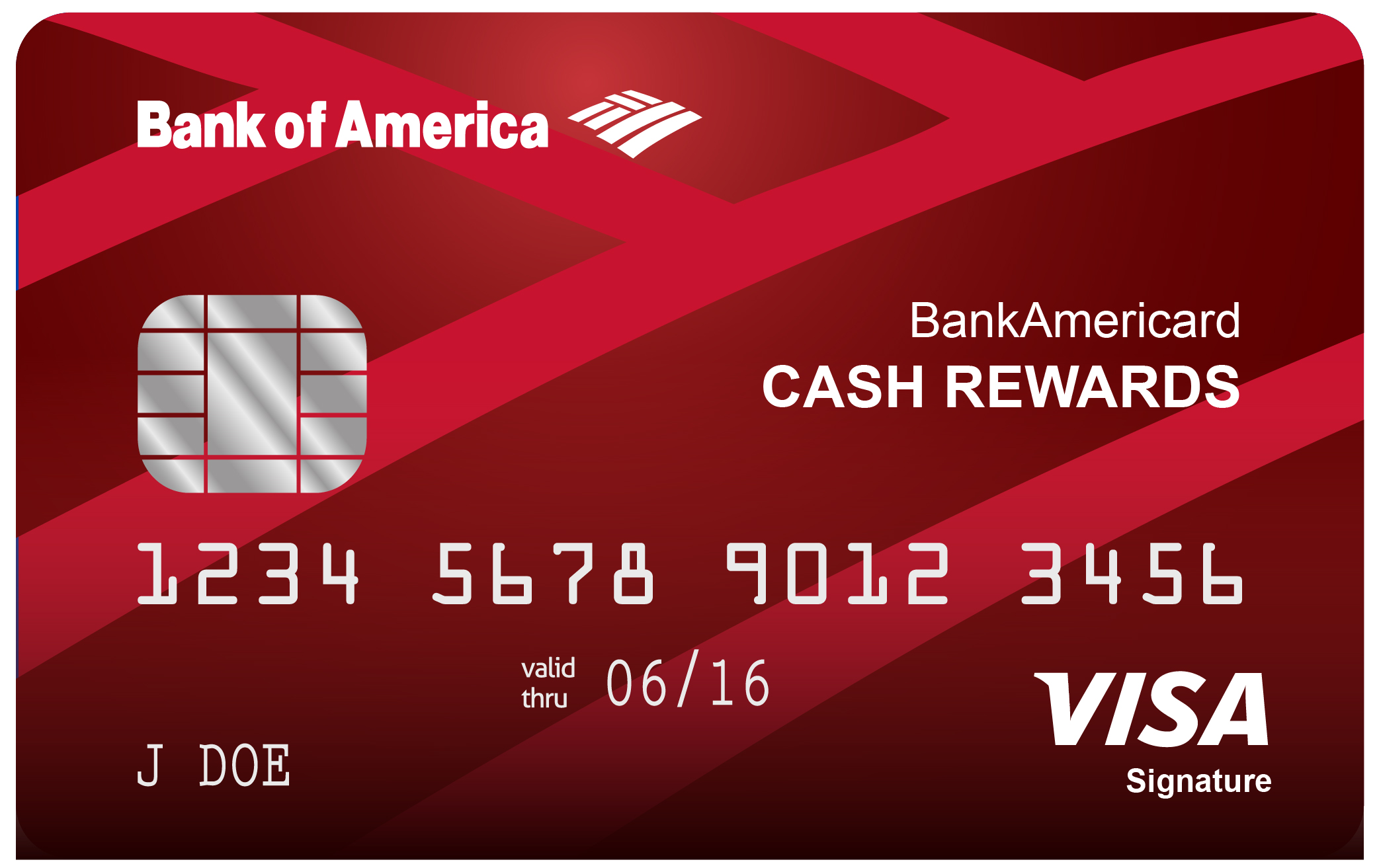 BankAmericard Cash Rewards