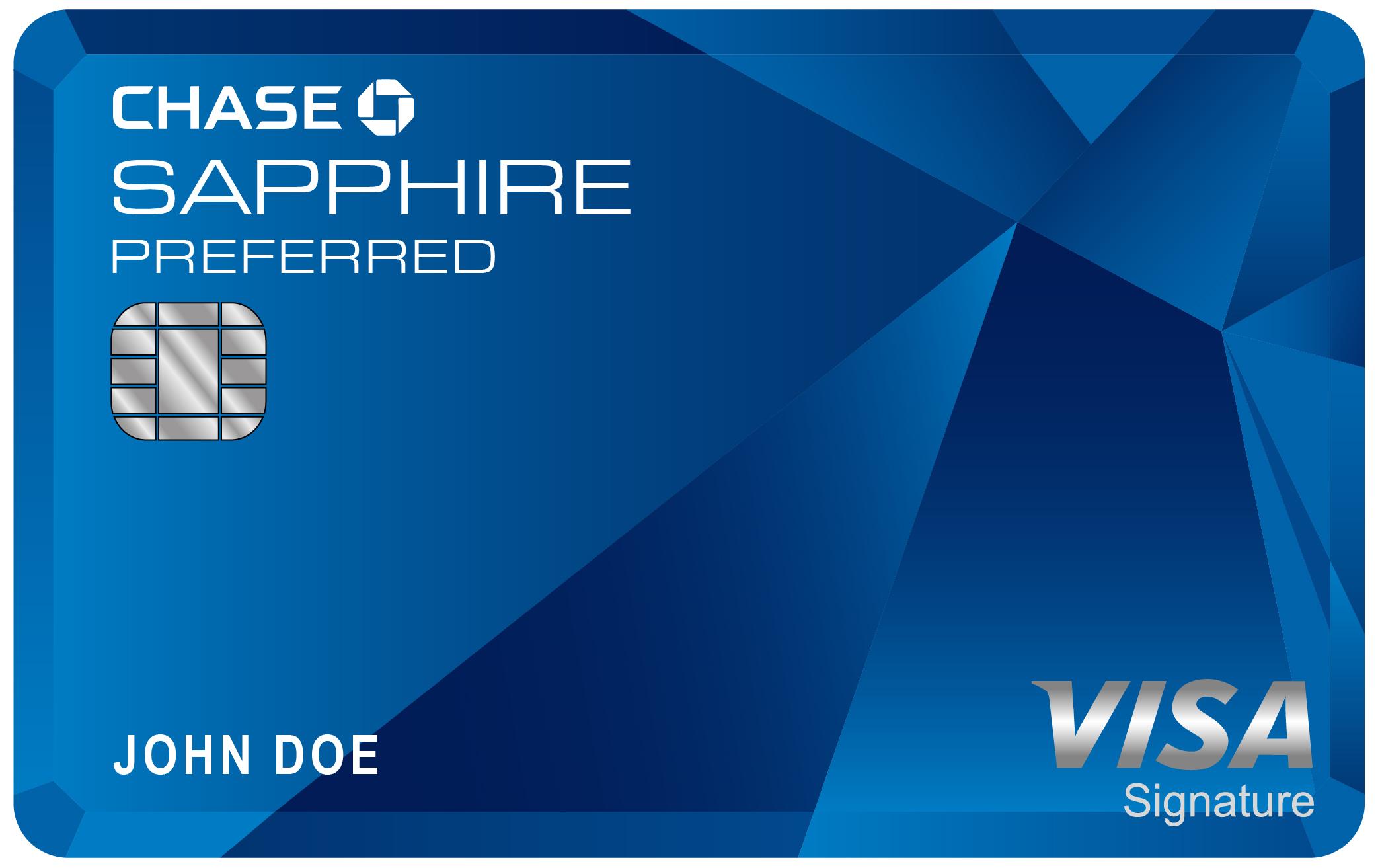 Chase Sapphire Preferred (1)