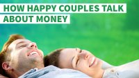 How Happy Couples Talk About Money