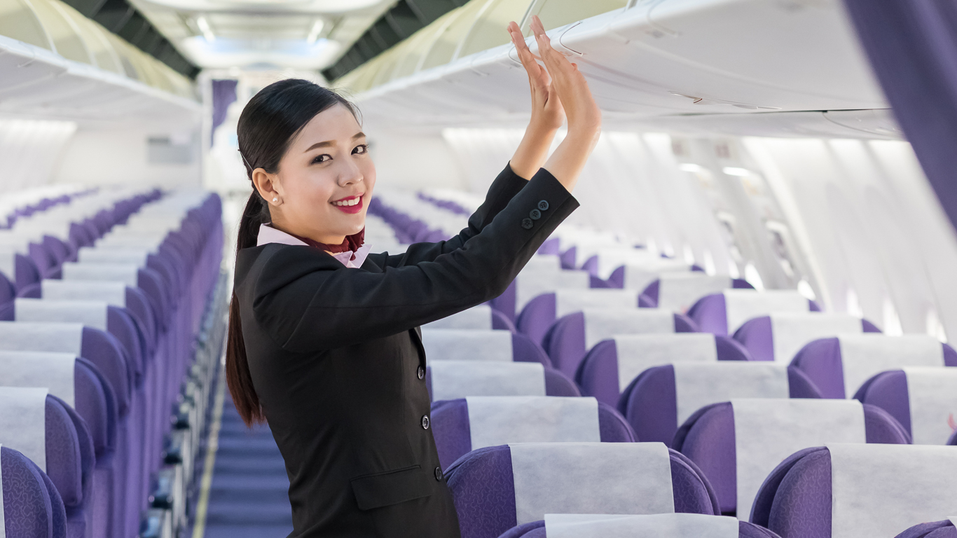 Dating flight attendant advice