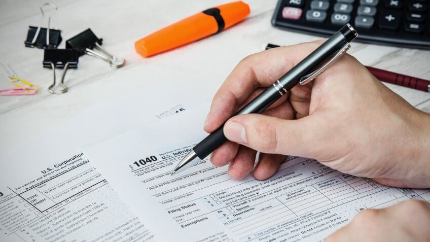 Secrets on Your Tax Forms That Could Ruin You