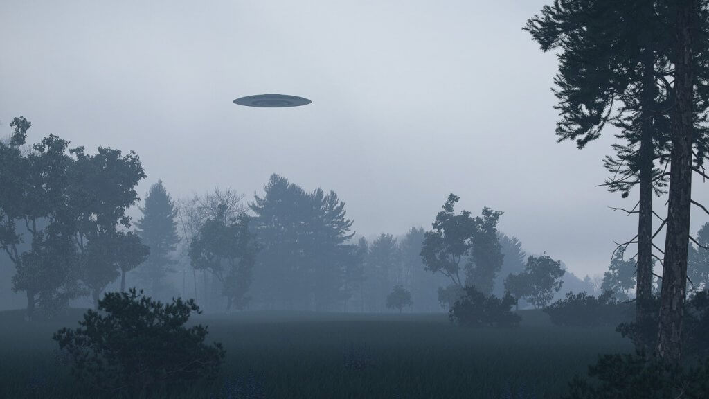 Alien Gallery: Your Cost To See The Strangest Spots For UFO Sightings And