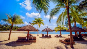 Vacation Hot Spots of the Rich and Famous