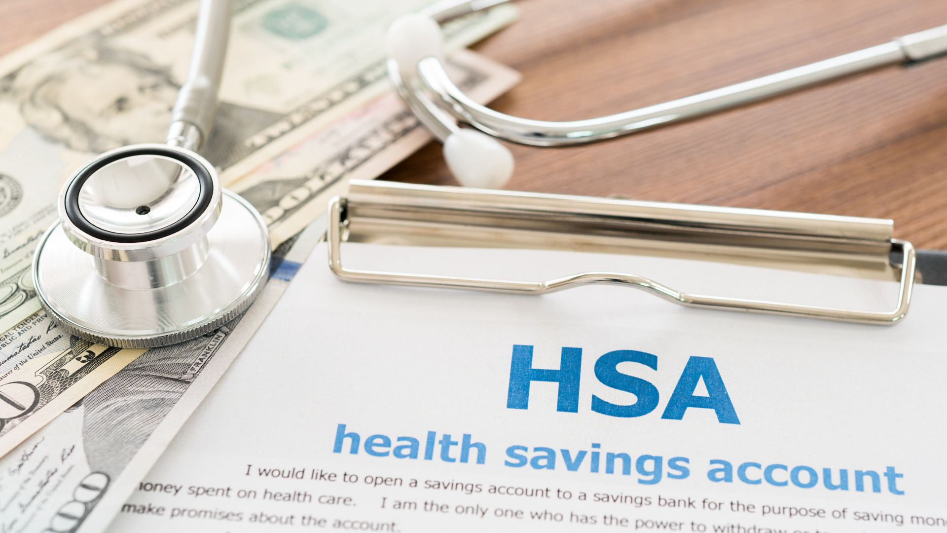 health savings account, hsa