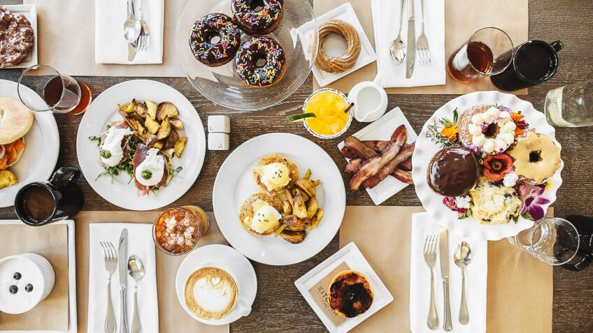 The Most Extravagant P to Brunch in Every State | GOBankingRates