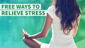 7 Free Ways to Relieve Stress