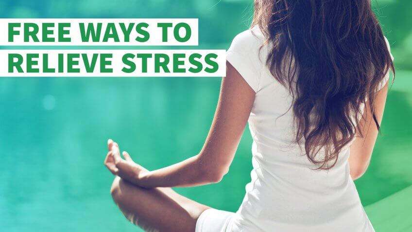 7 Free Ways to Relieve Stress