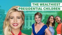 The Wealthiest Presidential Children