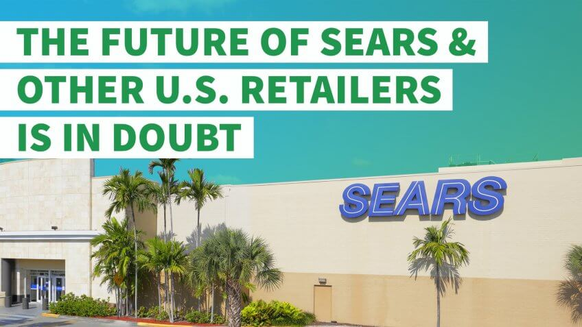 The Future of Sears, Bebe and Other US Retailers Is in Doubt