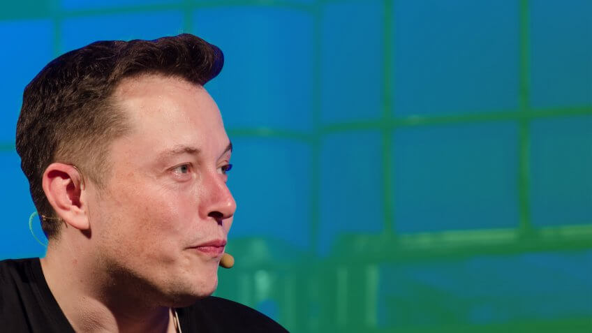 Fast Facts About Tesla's Elon Musk and His $16.6B Fortune